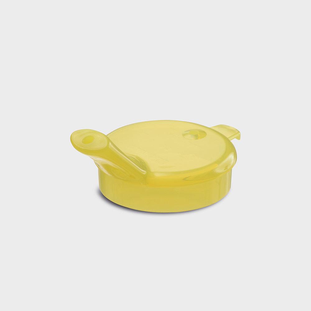melinip Schnabelbecher standard, Trinkdeckel, gelb