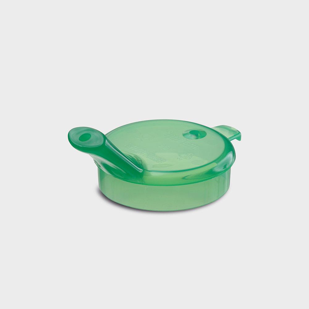 melinip Schnabelbecher standard, Trinkdeckel, grün