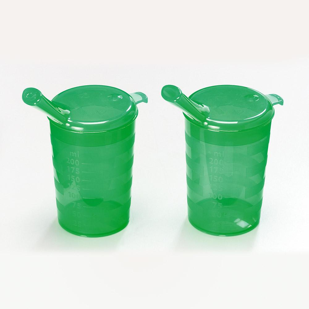 melinip Schnabelbecher standard, Trinkdeckel, grün - Bild 2