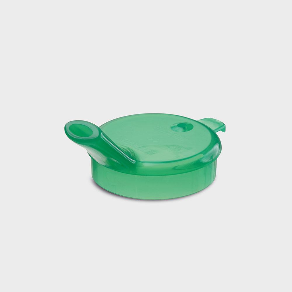 melinip Schnabelbecher standard, Breideckel, grün