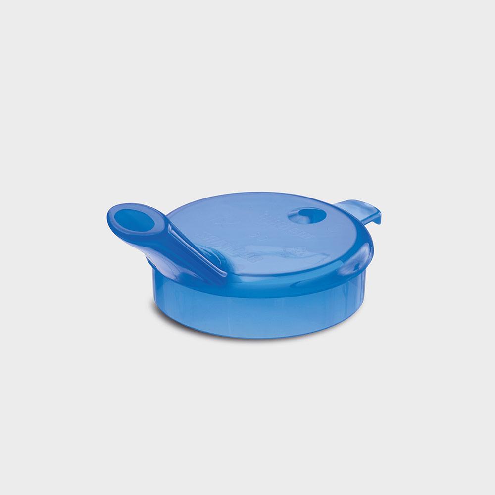 melinip Schnabelbecher standard, Breideckel, blau