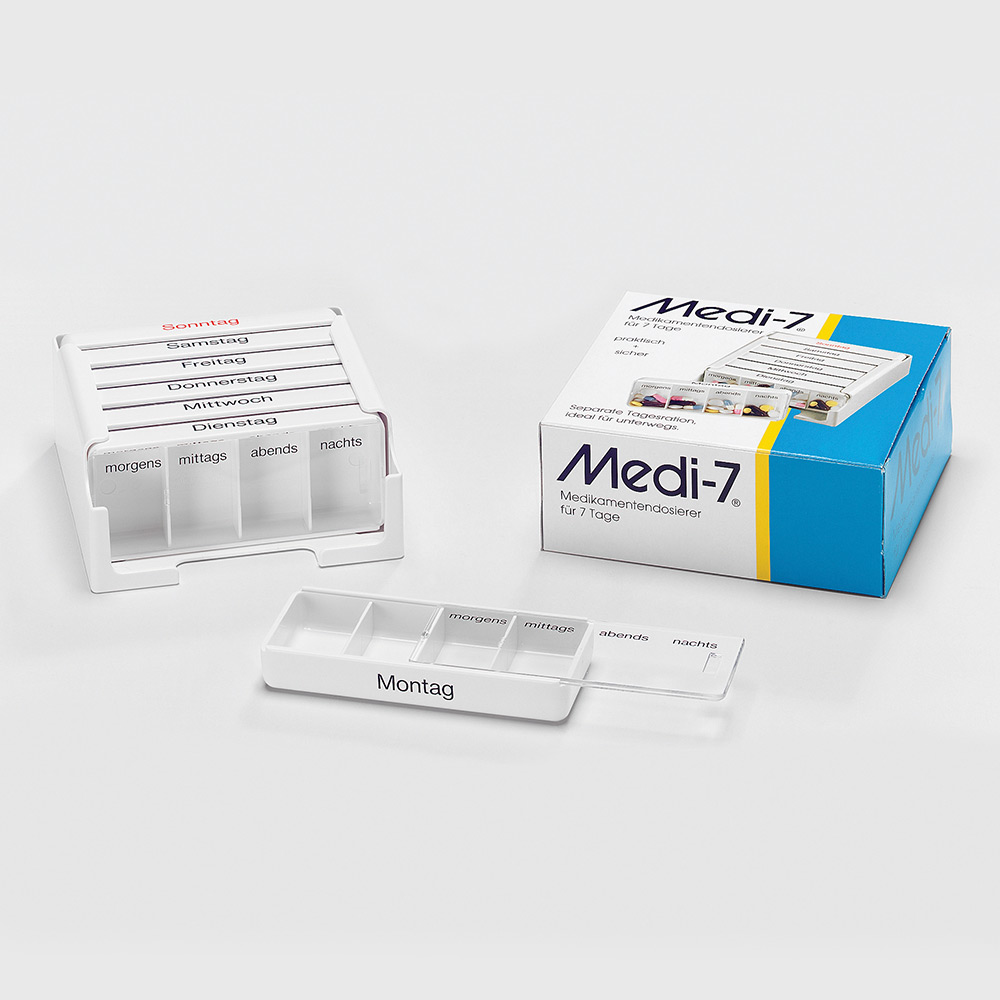 MEDI-7 Medikamenten-Dosierer