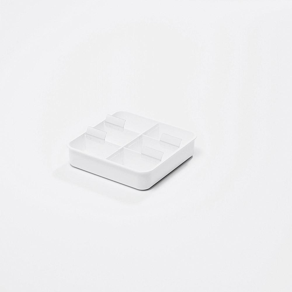 melipul Anbruchtropfen-Tablett, für 6 Bewohner