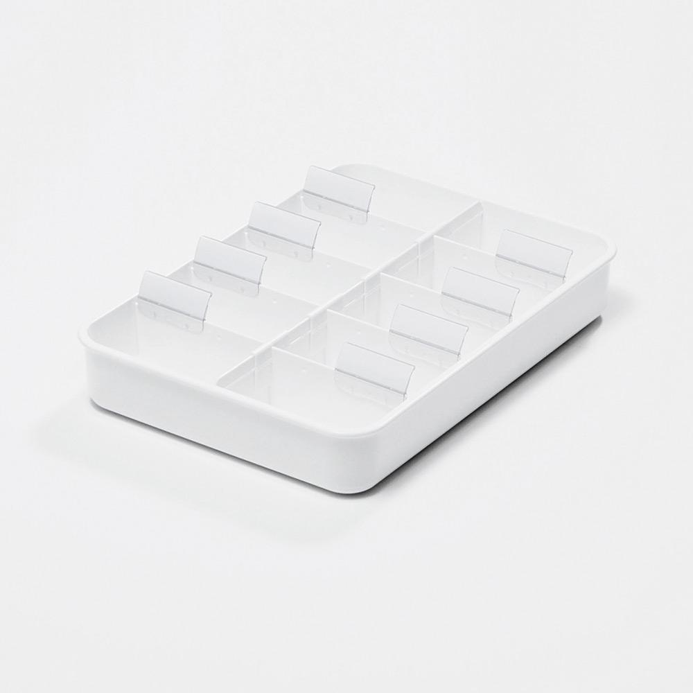melipul Anbruchtropfen-Tablett, für 10 Bewohner