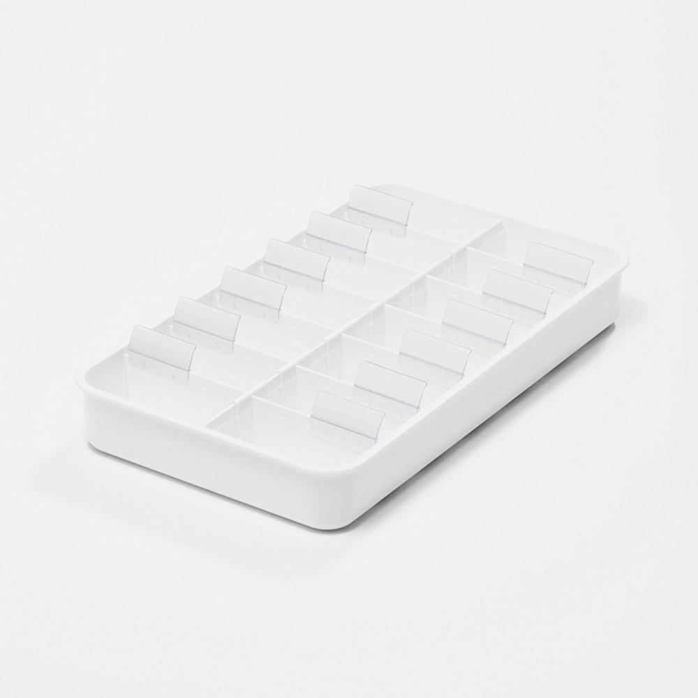 melipul Anbruchtropfen-Tablett, für 14 Bewohner