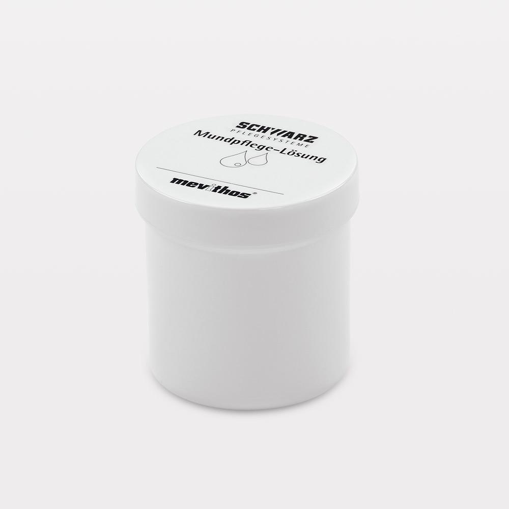 mevithos Dose Mundpflegelösung, weiß, 125 ml