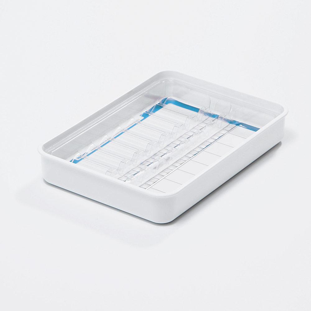melijekt Standard-Spritzen-Tablett 9-35