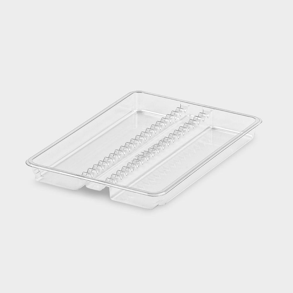 melijekt Spritzen-Einsatz 20-35 für Heparin-/Insulinspritzen-Tablett