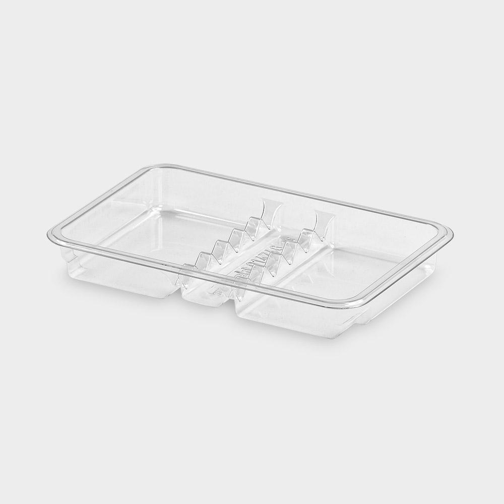 melijekt Spritzen-Einsatz 6-25 für Spritzen-Tablett klein