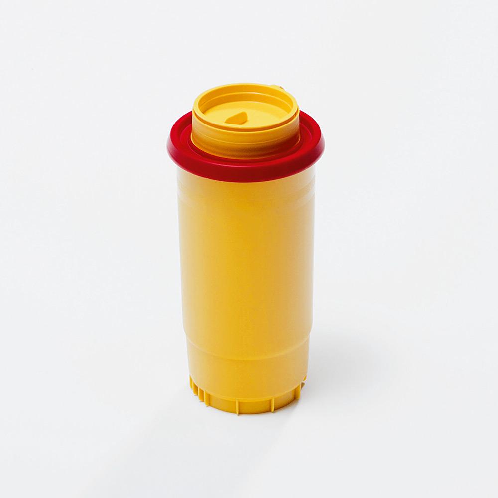 melijekt Kanülen-Entsorgungsbox E rund 0.5 L