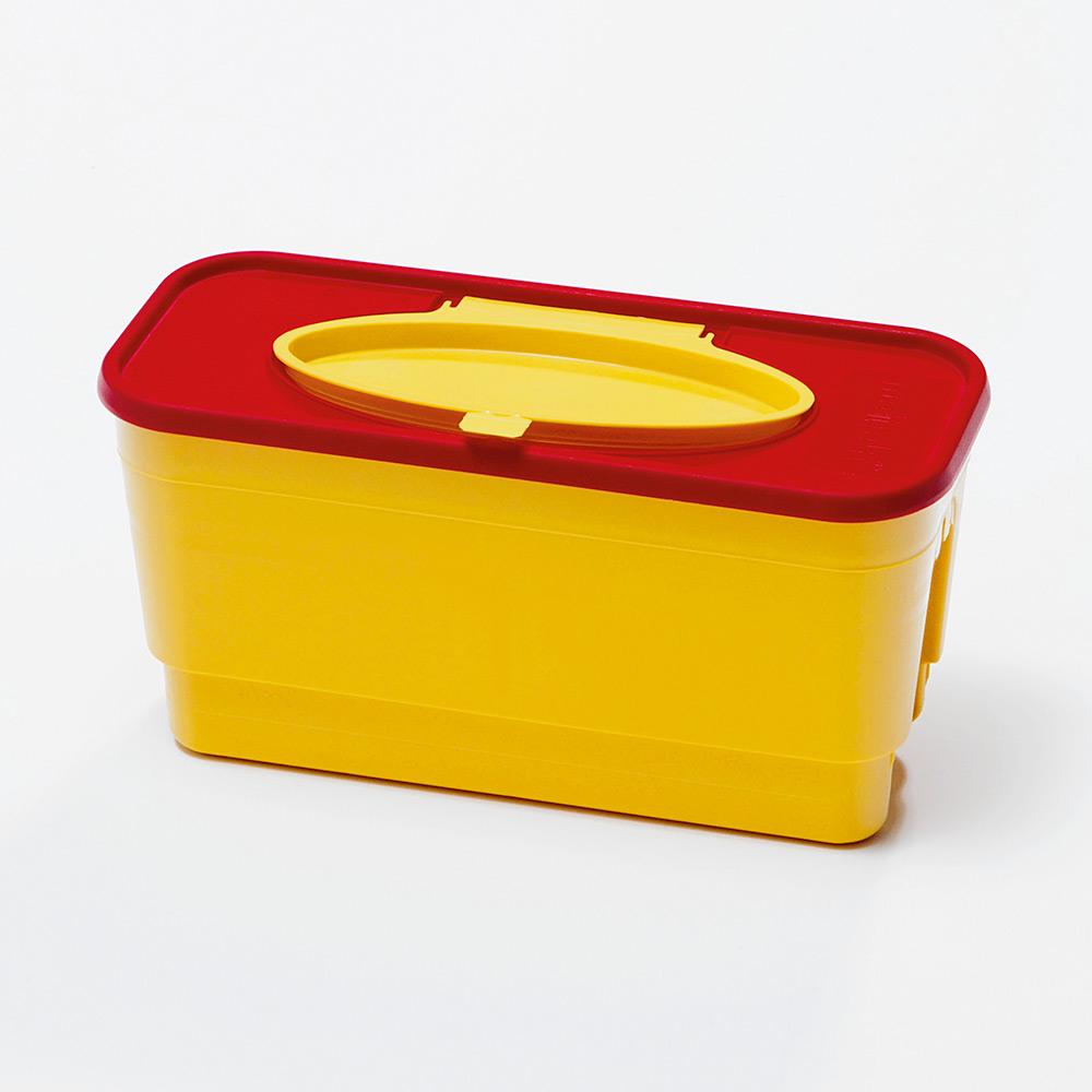 melijekt Kanülen-Entsorgungsbox ERS-PP 1.5 L