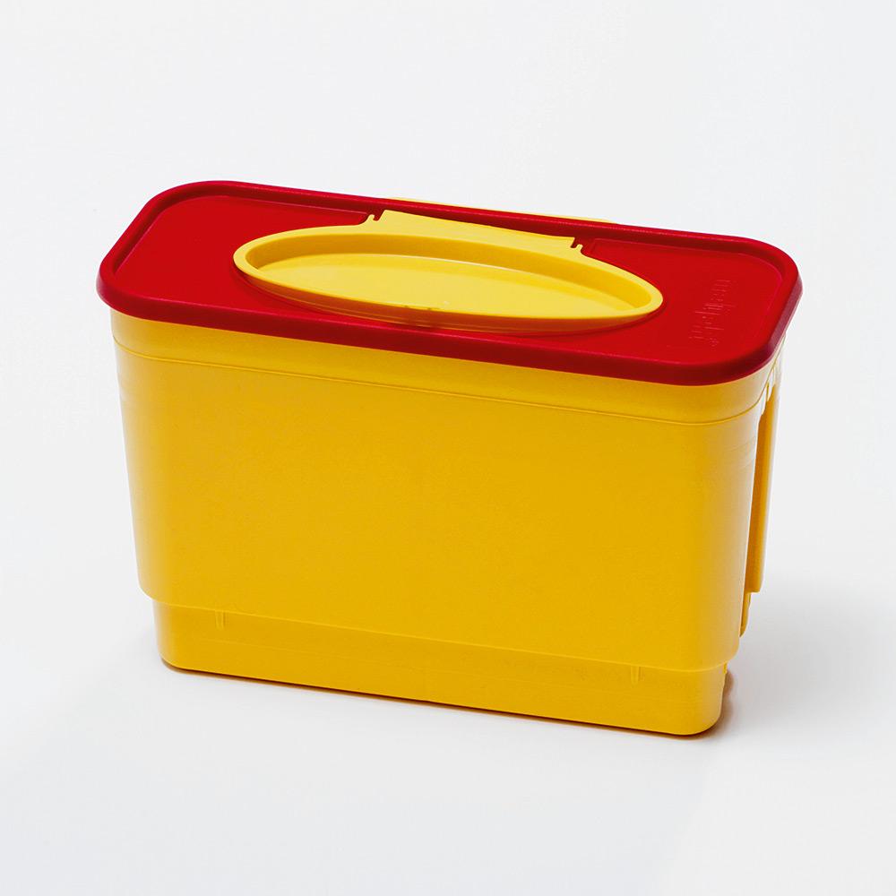 melijekt Kanülen-Entsorgungsbox ERS-PP 2.3 L