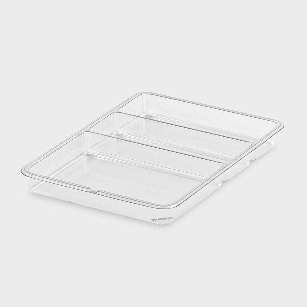 melijekt Tablett-Einsatz 2x1/4+1/2-35