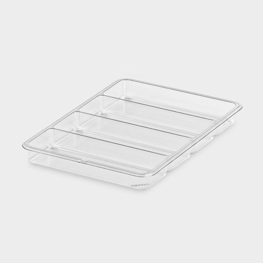 melijekt Tablett-Einsatz 4x1/4-35