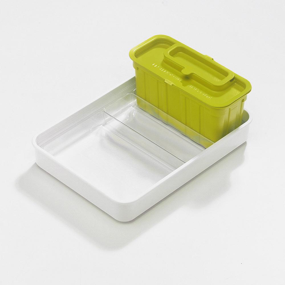 melijekt Spritzen-Tablett 2x1/4+1/2-35/ER