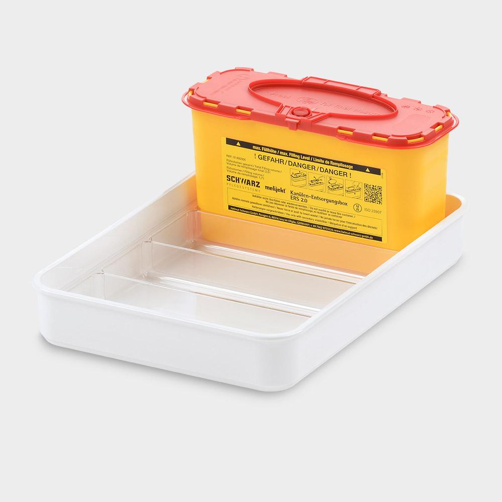 melijekt Spritzen-/Blutentnahmetablett 3x1/3-35/ERS