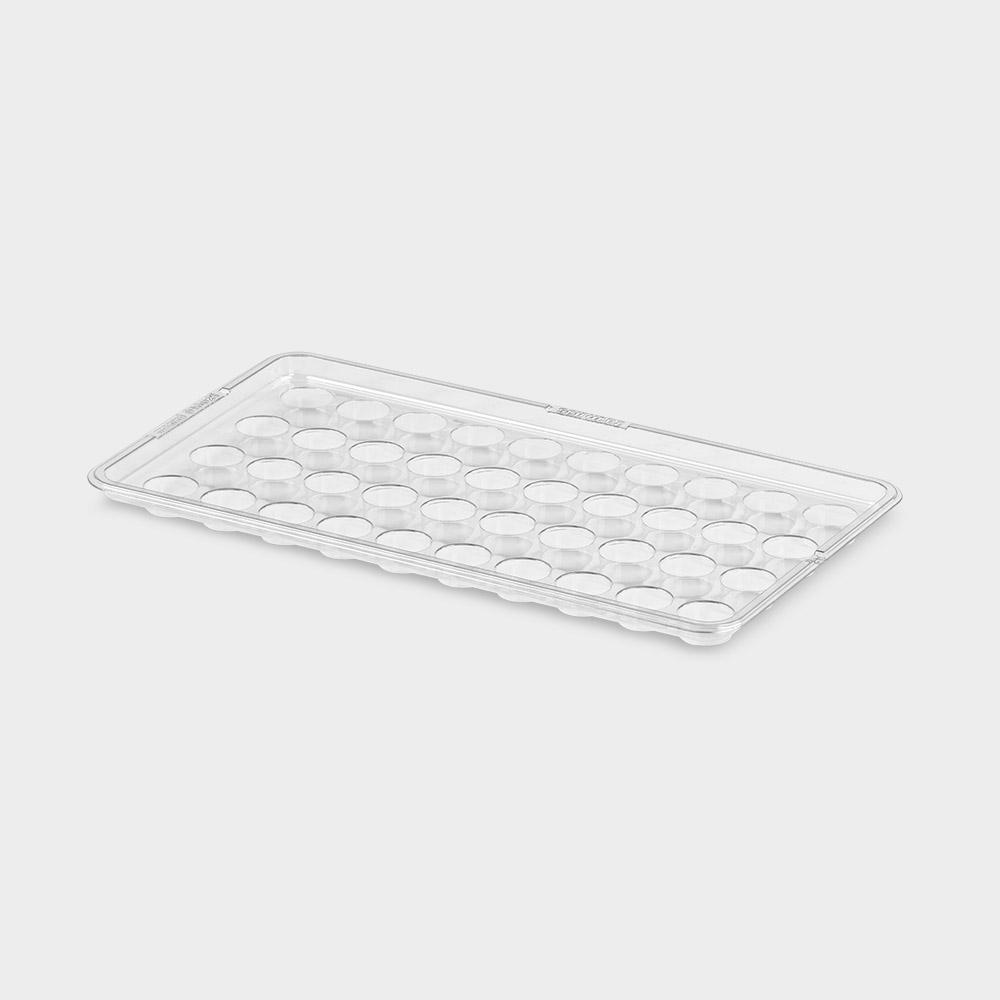 melipul Becher-Einsatz 40x1-43 für Becher-Tablett