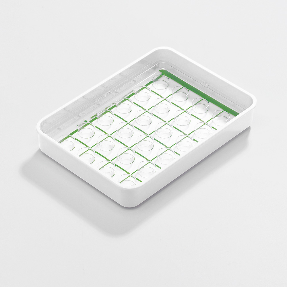 melipul Becher-Tablett 24x1-35