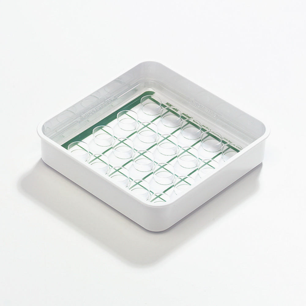 melipul Becher-Tablett 20x1-26