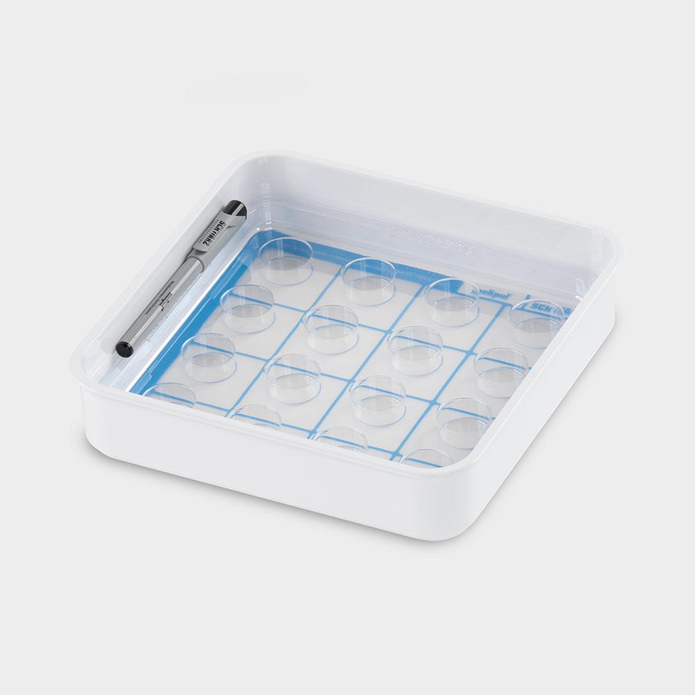 melipul Becher-Tablett 16x1-26