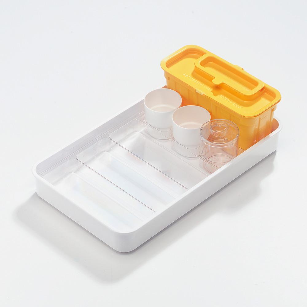 melijekt Universal-Spritzen-Tablett 3x1/3-43/ER