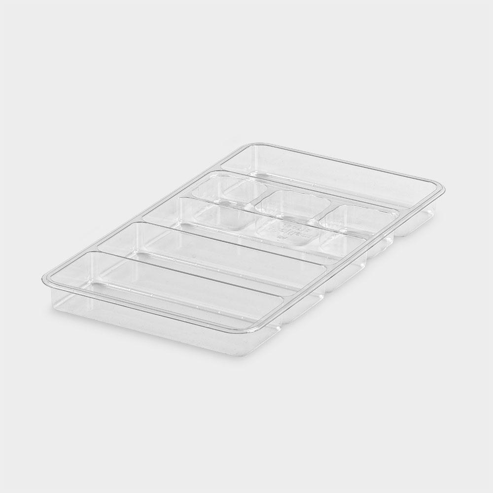 melijekt Spritzen-Einsatz 3x1/3-43/ER für Universal-Spritzen-Tablett