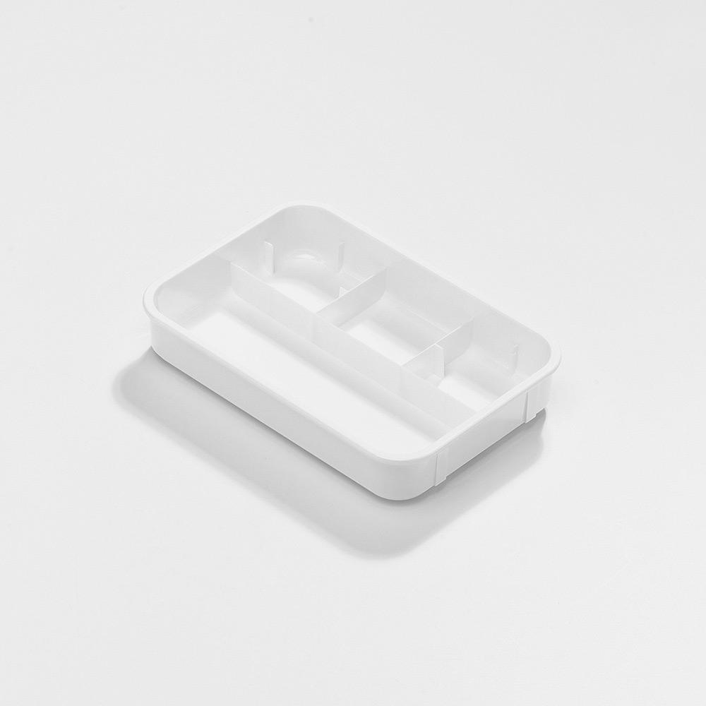 melijekt Blutzucker-Tablett, Schale, weiß