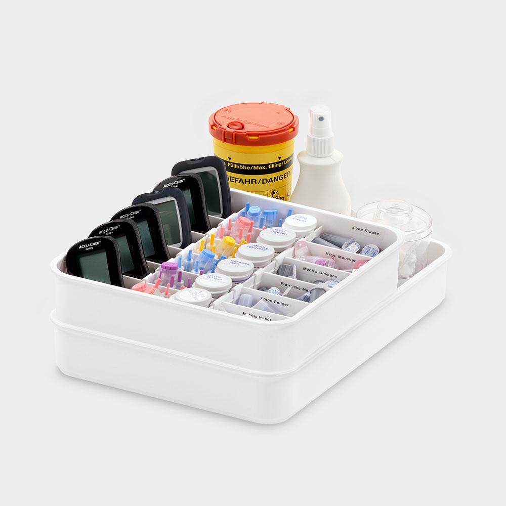 melijekt Blutzucker-Tablett 6-26 - Bild 2