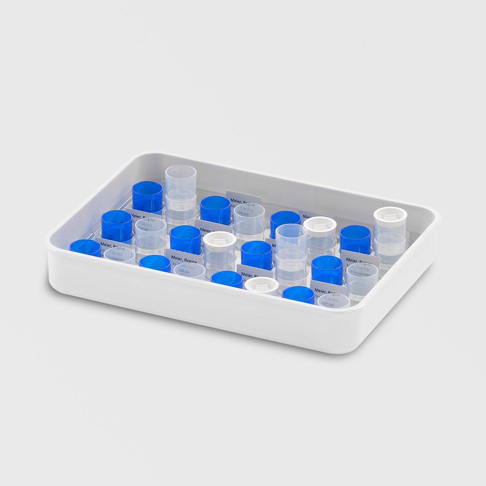 melipul Medikamenten-Tablett 12T+24B-35 - Bild 3
