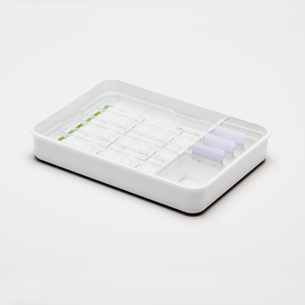 melipul Medikamenten-Tablett 12T+24B VF-35