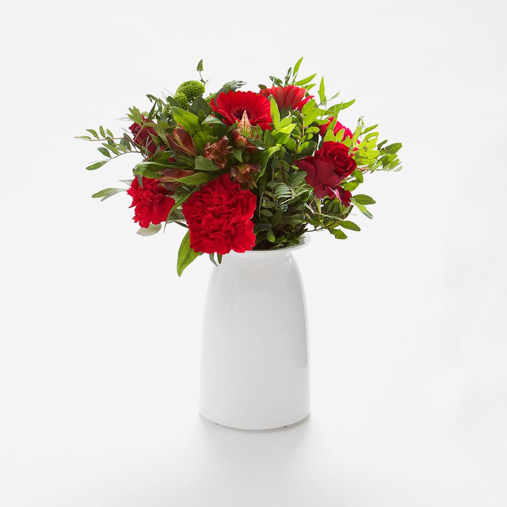 meliflor Vase Viole klein weiß - Bild 2