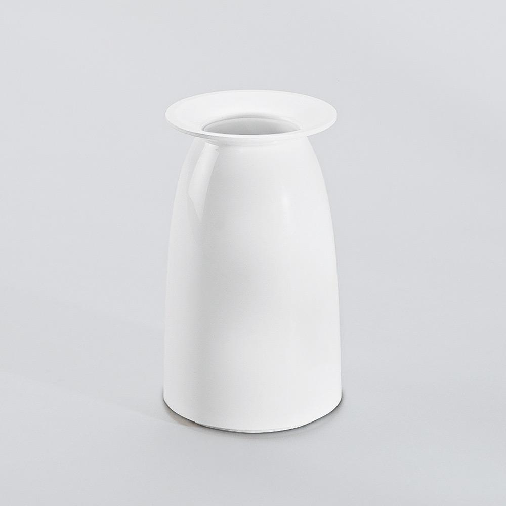meliflor Vase Viole groß weiß