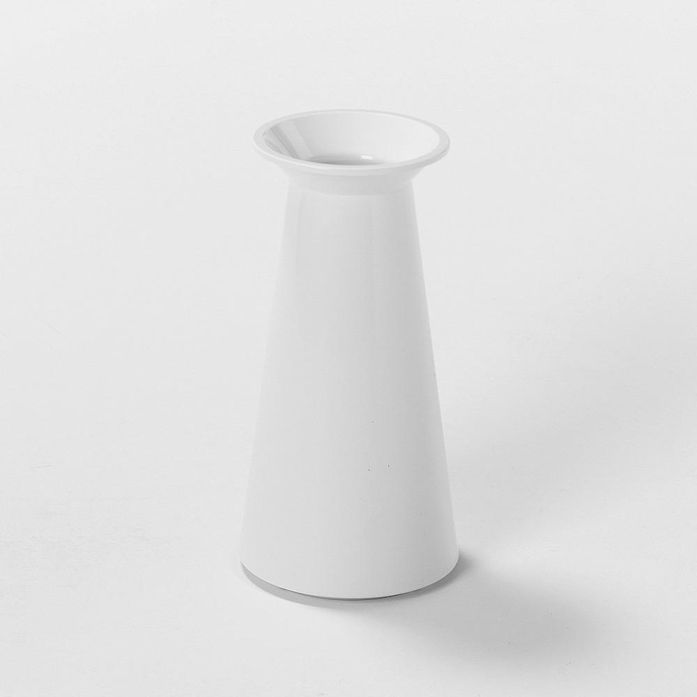 meliflor Vase Revue klein weiß