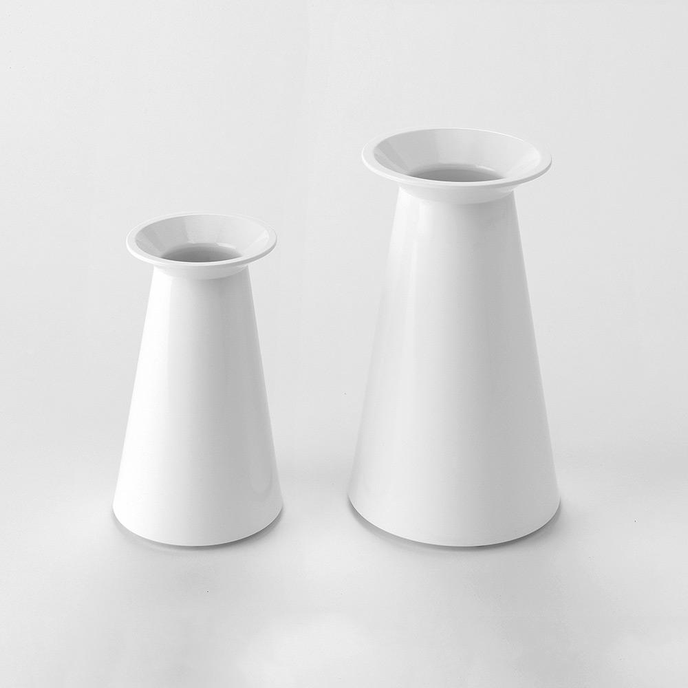 meliflor Vase Revue klein weiß - Bild 2