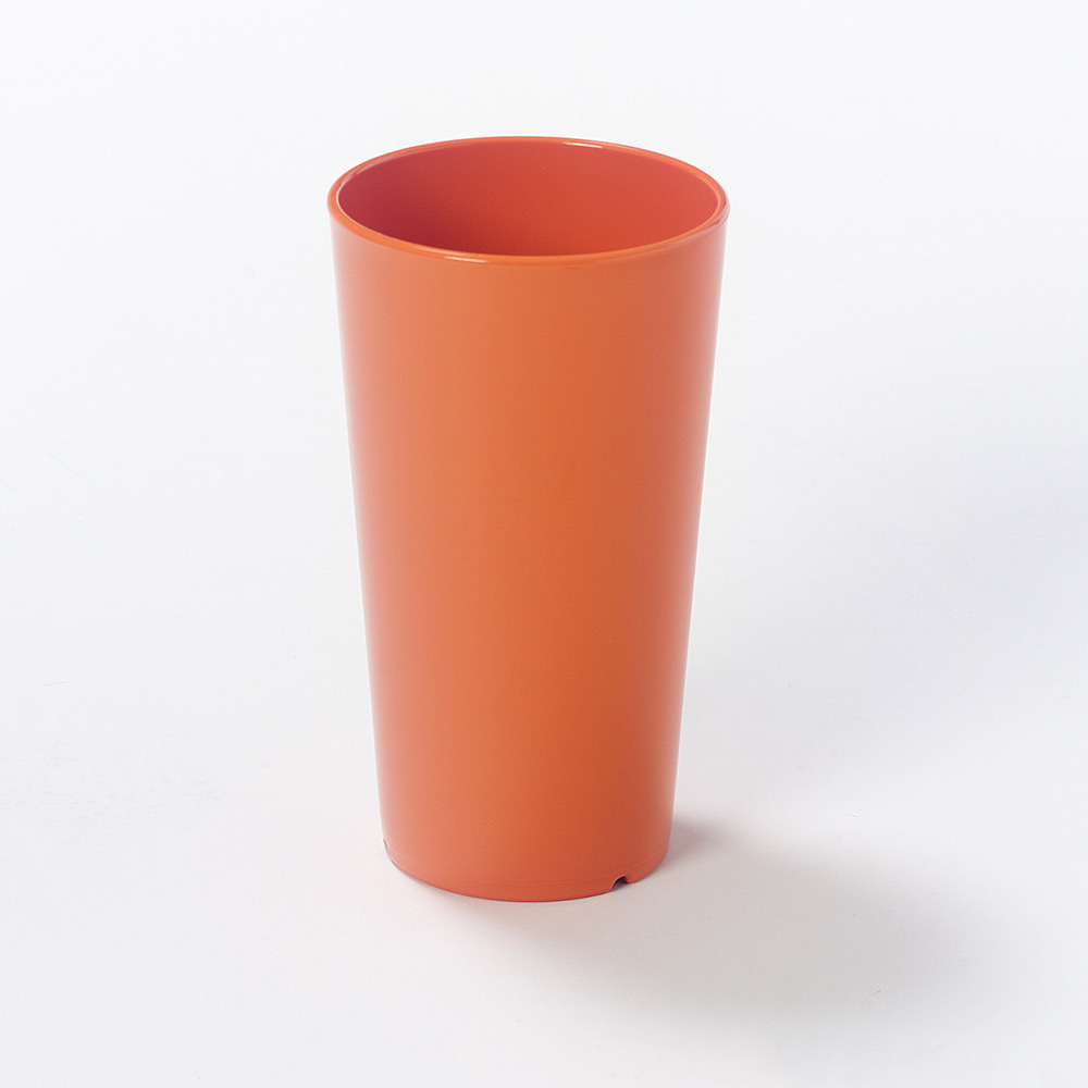 meliflor Vase Lisa PP groß mango