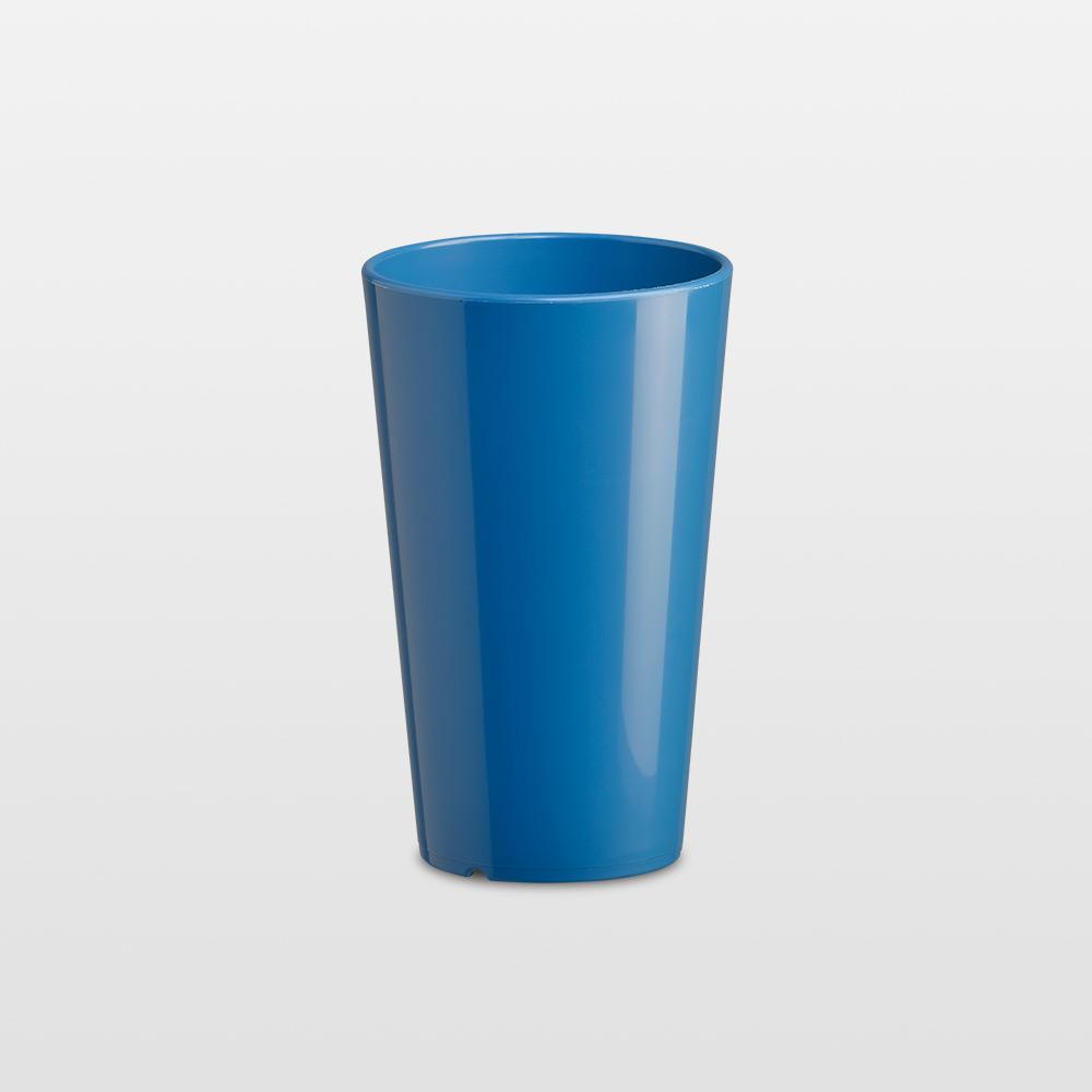 meliflor Vase Lisa PP groß azurblau