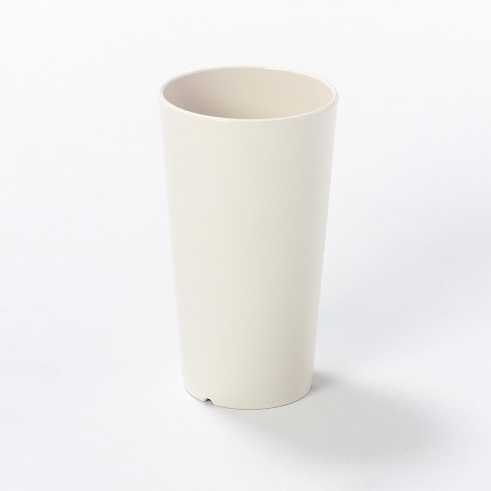 meliflor Vase Lisa PP groß creme