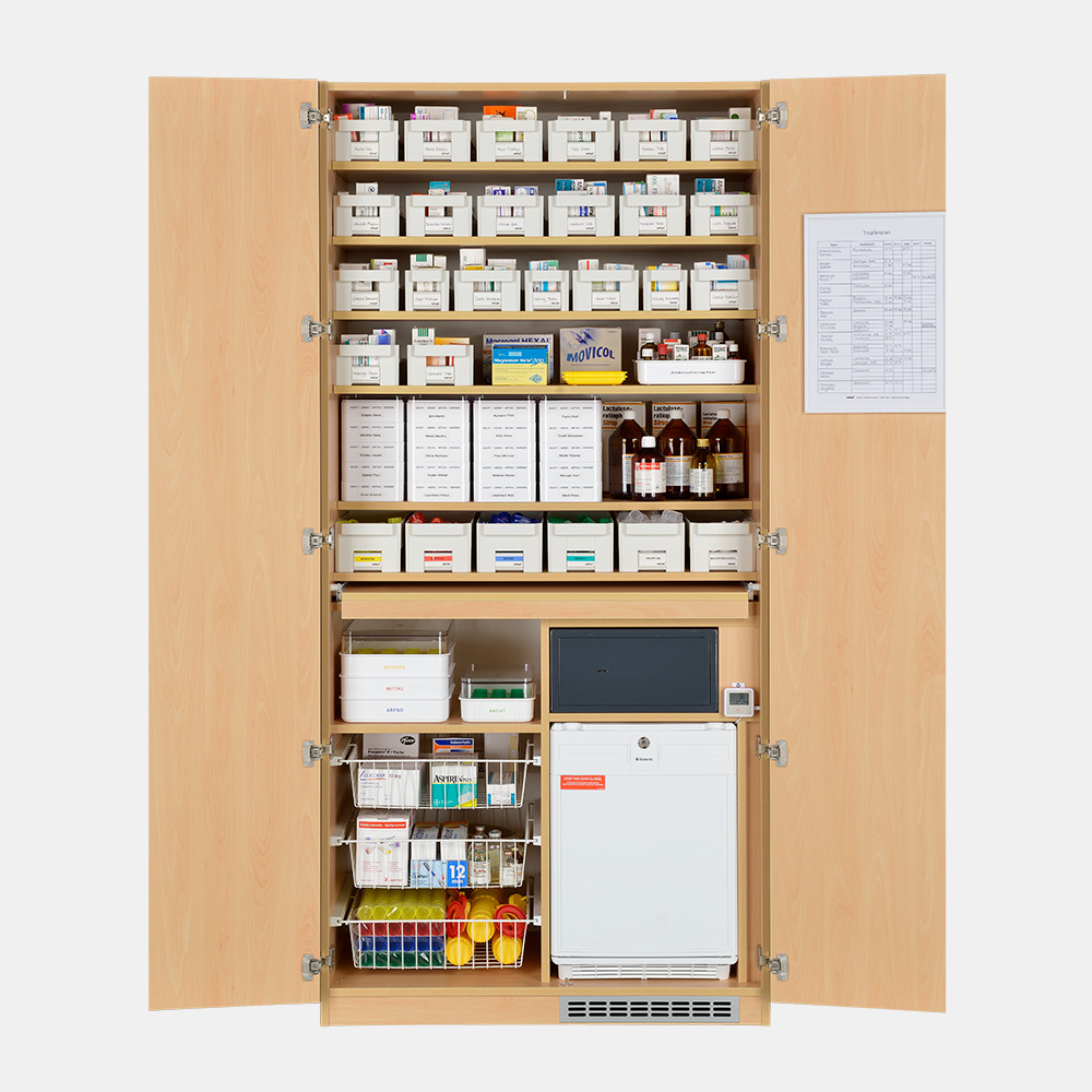 melipul Medikamenten-Schrank klein