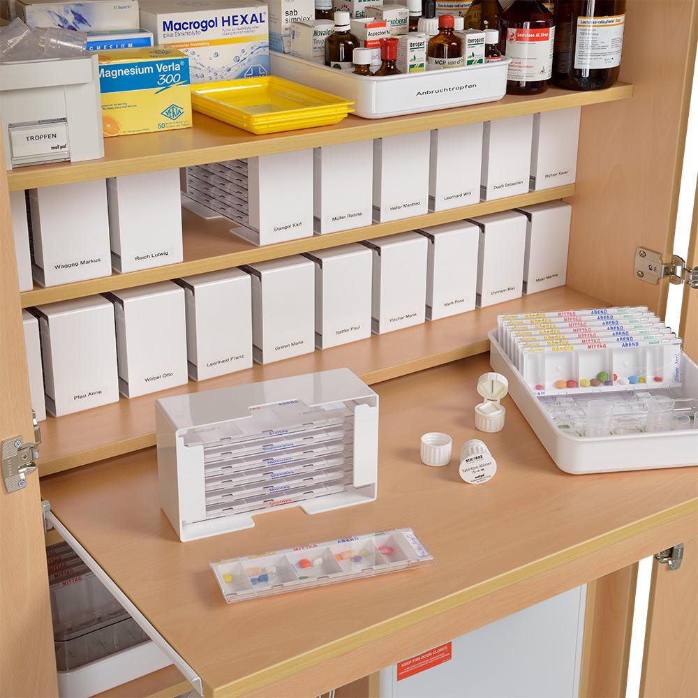 melipul Medikamenten-Schrank klein - Bild 3
