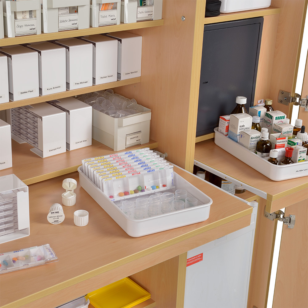 melipul Medikamenten-Schrank groß - Bild 2